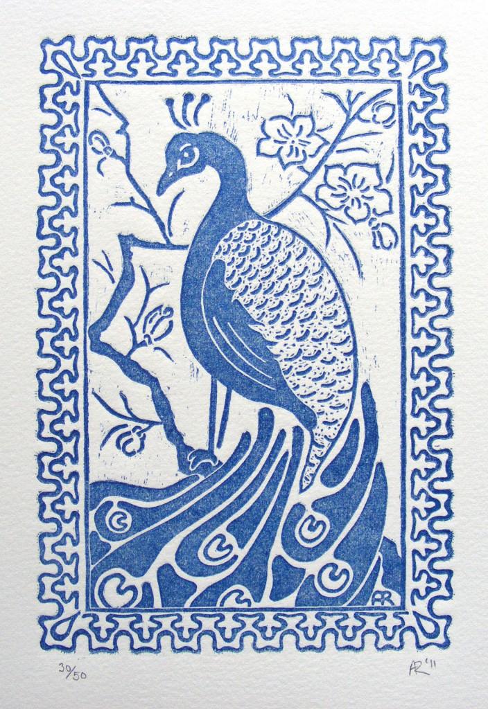 Nouveau Peacock
