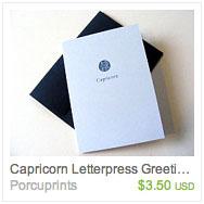 capricorn card--mini
