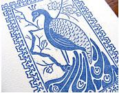 nouveau peacock-mini