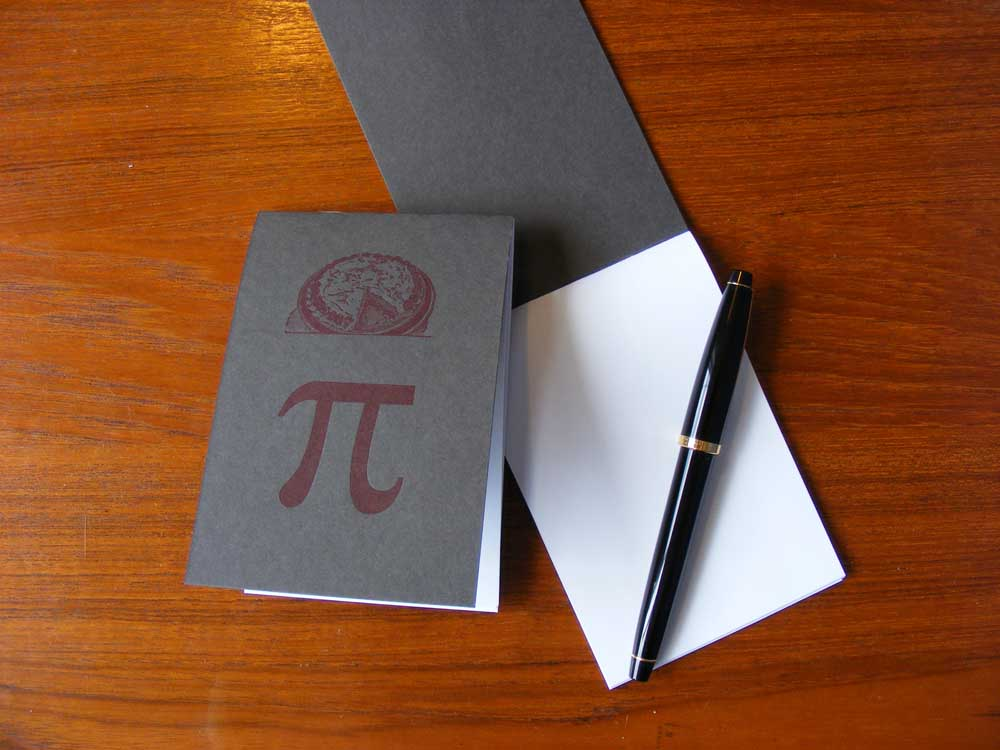 Pi Notepad open & closed