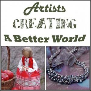 artists creating a better world